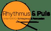 Logo Rhythmus & Puls Schlagzeugunterricht Köln